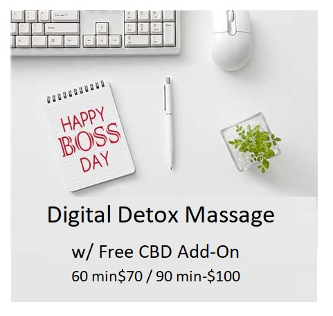 Digital Detox Massage